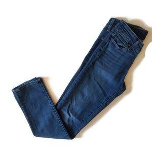 Paige Skyline Ankle Peg Skinny Jean's Size 26